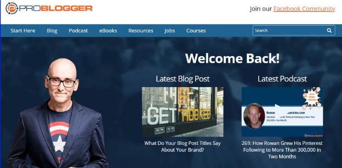Best Blogging Blogs - Problogger