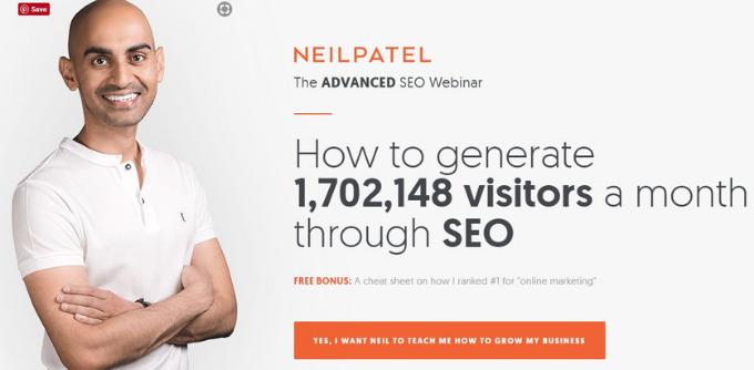 Blogging Blogs - Neil Patel