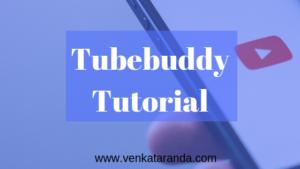 tubebuddy tutorial how to use tubebuddy for youtube