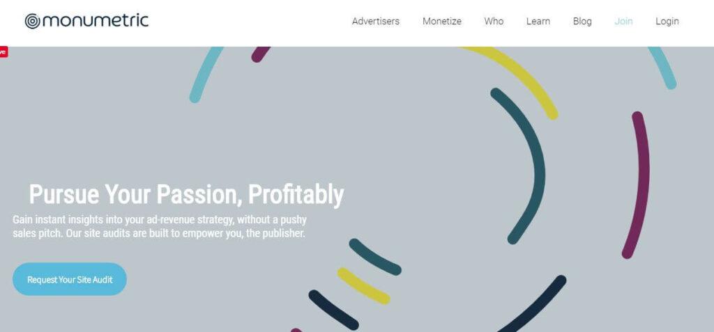 Best Google Adsense Alternatives - Monumetric