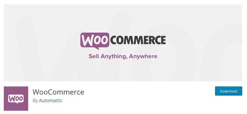 Woocommerce WOrdPress Plugin