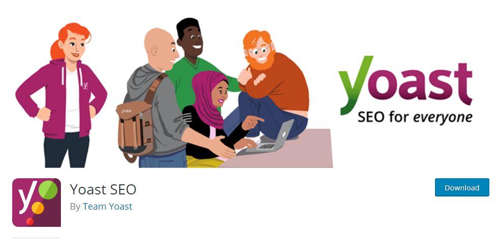 Best WordPress Plugins - Yoast SEO